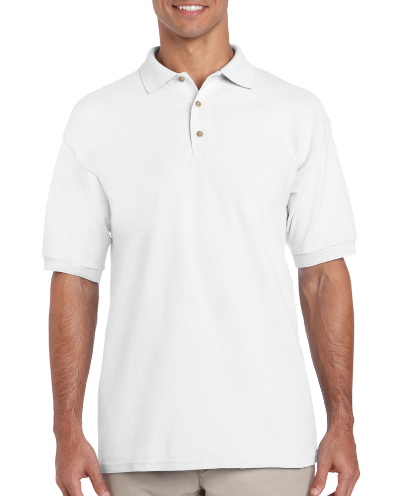 Gildan GD038 - Polo Piqué Homem 3800 Ultra Cotton