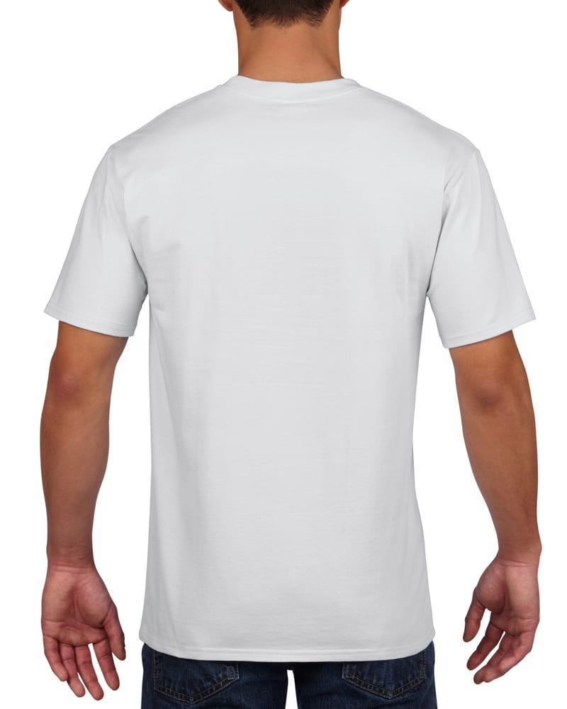 camiseta algodon hombre gildan