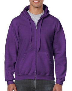 Gildan GD058 - HeavyBlend™ full zip hooded sweatshirt
