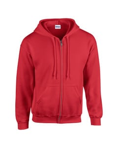 Gildan GD058 - Sweat-shirt à capuche adulte zippé HeavyBlend™