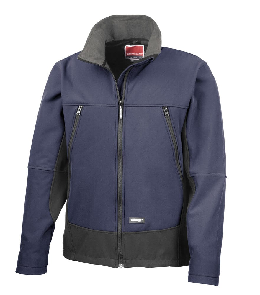 Result R120A - Softshell activity jacket