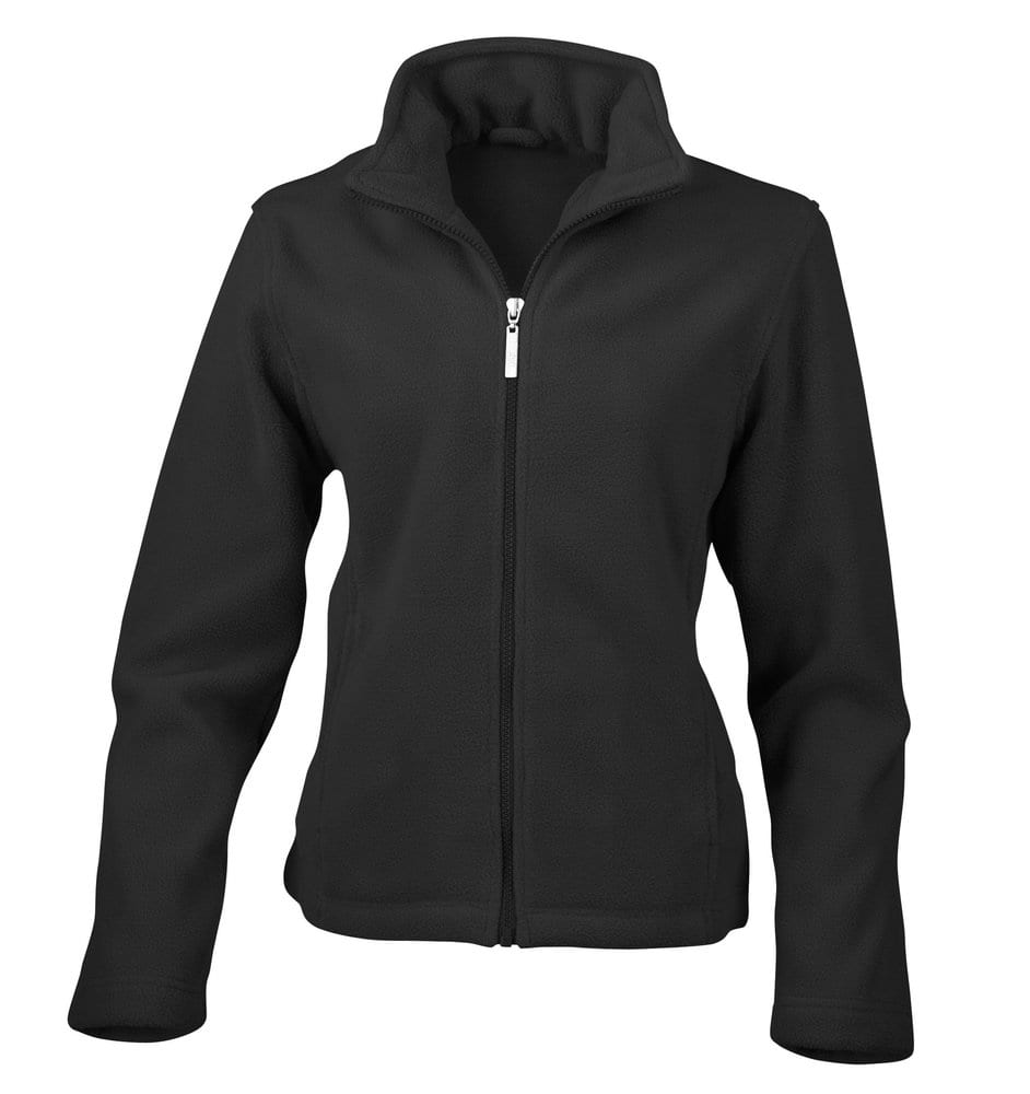 Result RE85F - La Femme® semi-micro fleece jacket