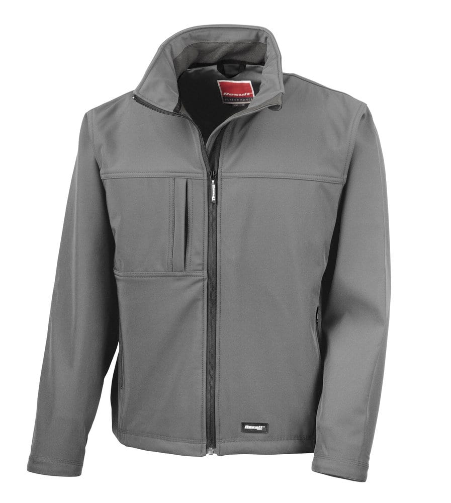 Result R121A - Classic softshell jack