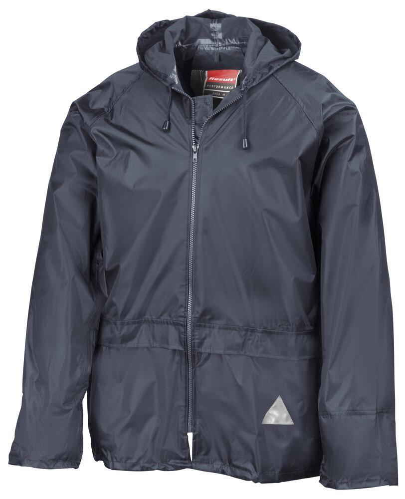 Result RE95A - Heavyweight waterproof jacket/trouser suit