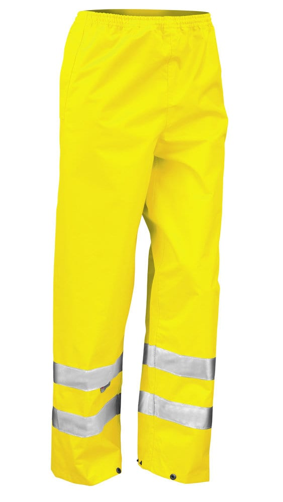 Result Safeguard RE22X - Safety hi-viz trousers
