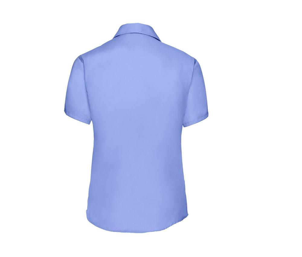 Russell Collection J957F - Women's short sleeve ultimate non-iron shirt