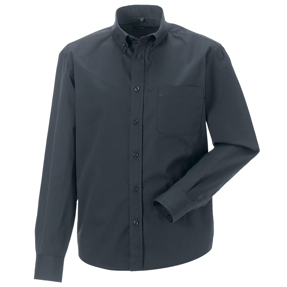 Russell Collection J916M - Long sleeve classic twill shirt