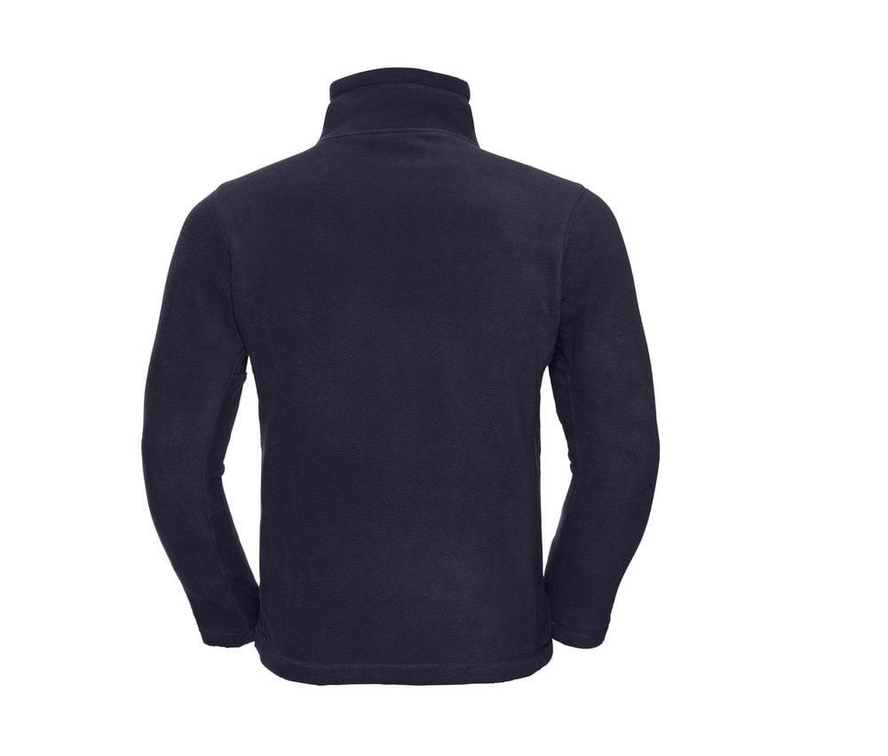 Russell 8740M - 1/4 Zip Fleece