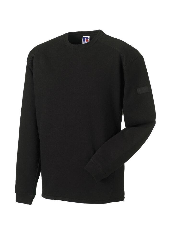 Russell J013M - Heavy duty crew neck sweatshirt