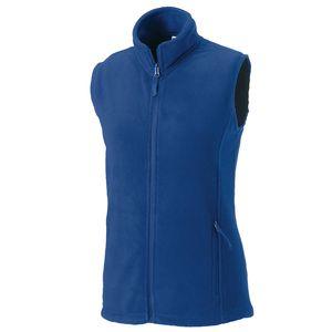 Russell 8720F - Womens outdoor fleece gilet