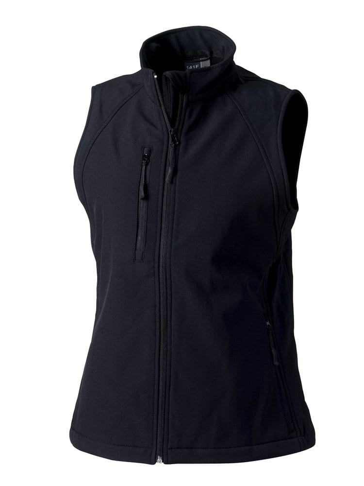 Russell J141F - Chaleco en softshell para mujer