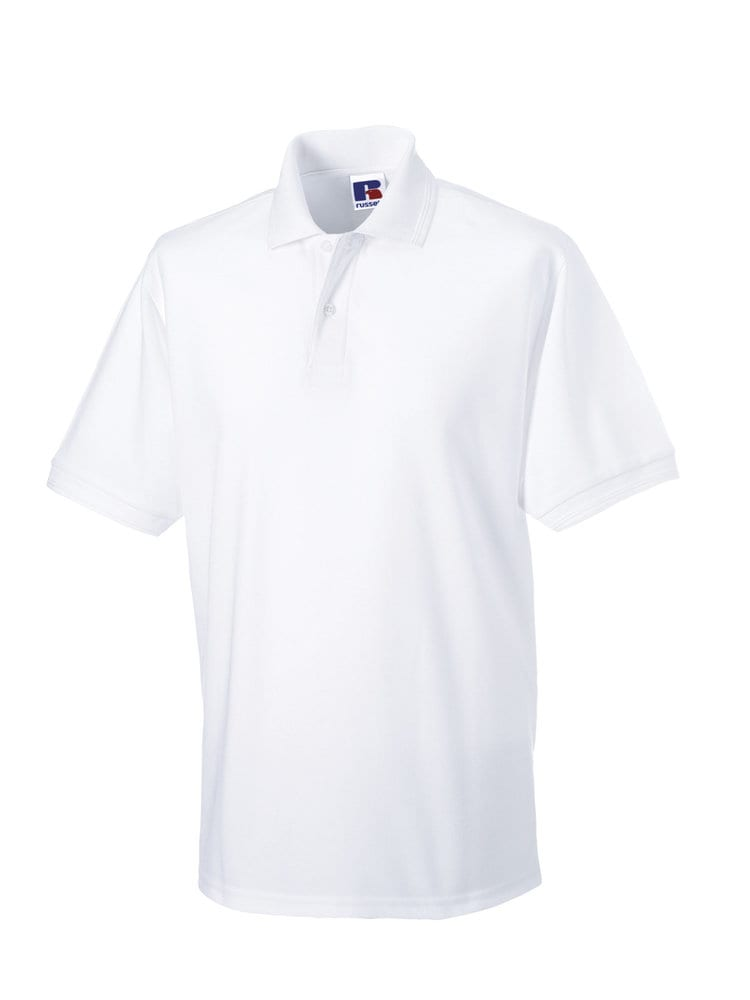 Russell J599M - Hard-wearing 60°C wash polo