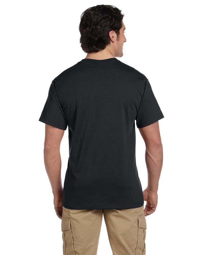 Jerzees 29P - 5.6 oz., 50/50 Heavyweight Blend™ Pocket T-Shirt