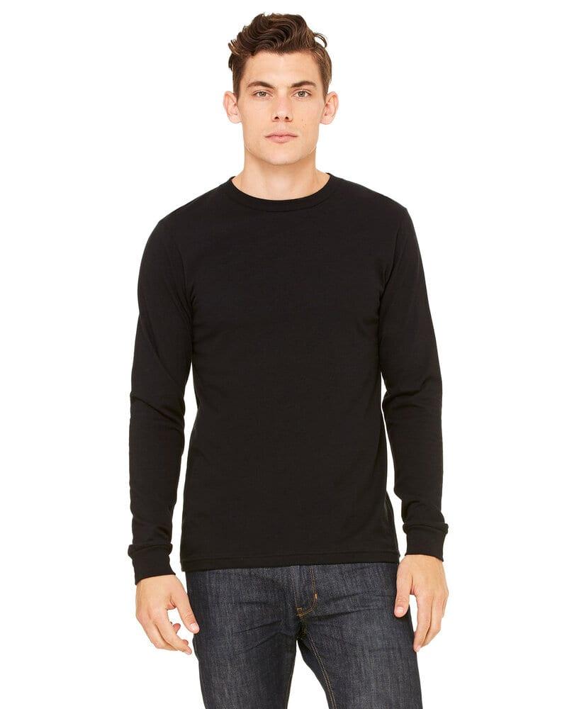 Bella+Canvas 3500 - T-shirt thermique à manches longues pour hommes