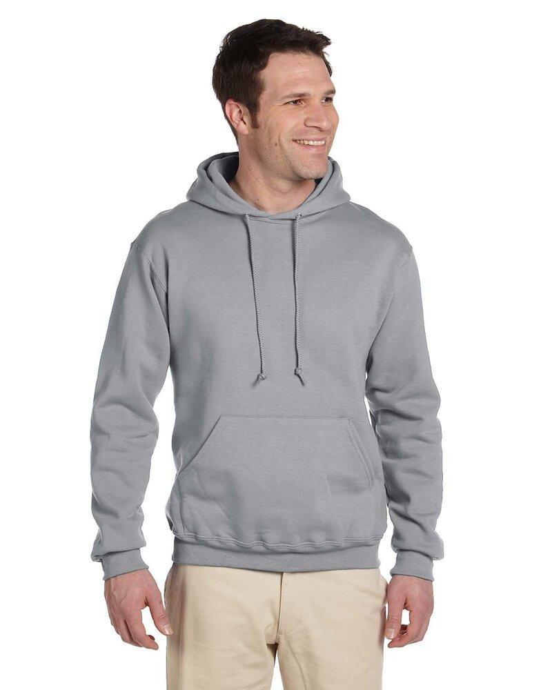 Jerzees 4997 - 9.5 oz., 50/50 Super Sweats® NuBlend® Fleece Pullover Hood
