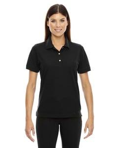 Ash City Extreme 75041 - Ladies Short Sleeve Extreme Pique Polo With Teflon®