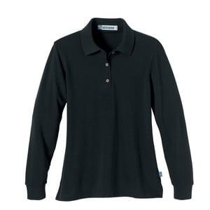 Ash City Extreme 75042 - Ladies Long Sleeve Extreme Pique Polo With Teflon®