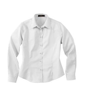 Ash City Vintage 77014 - Ladies Long Sleeve Shirt With Teflon®