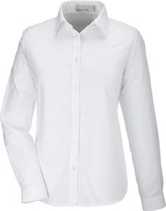 Ash City North End 77038 - Windsor Ladies Long Sleeve Oxford Shirt