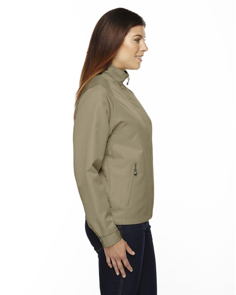 Ash City North End 78044 - Ladies' Micro Twill Hip Length Jacket