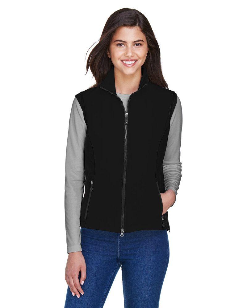 Ash City North End 78050 - Ladies' Soft Shell Performance Vest