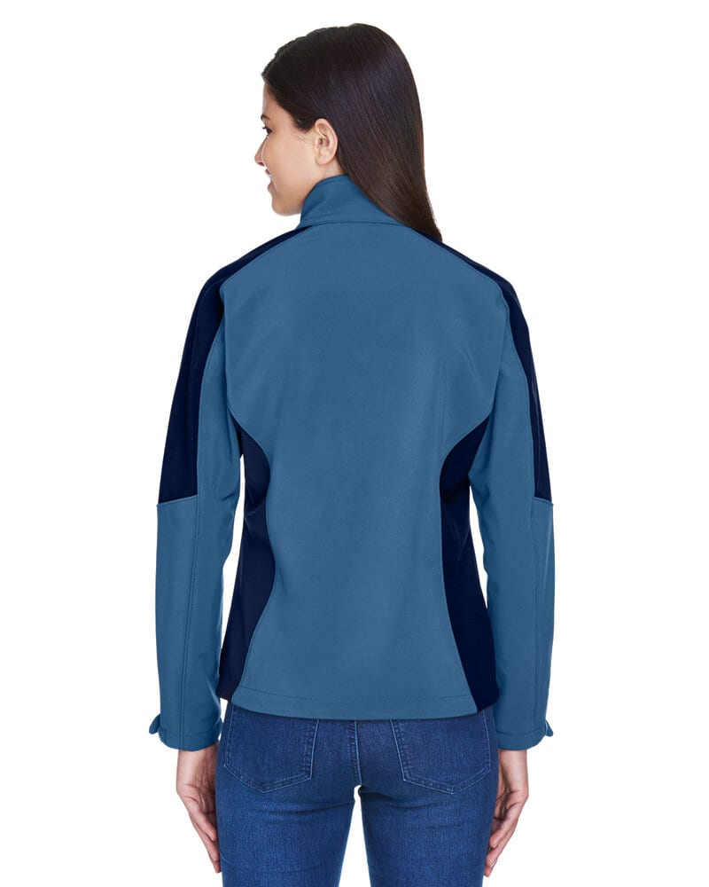 Ash City North End 78077 - CompassLadies' Color-Block Soft Shell Jacket