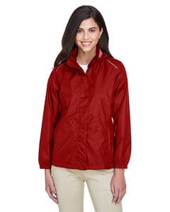 Ash City Core 365 78185 - Climate TmLadies Seam-Sealed Lightweight Variegated Ripstop Jacket