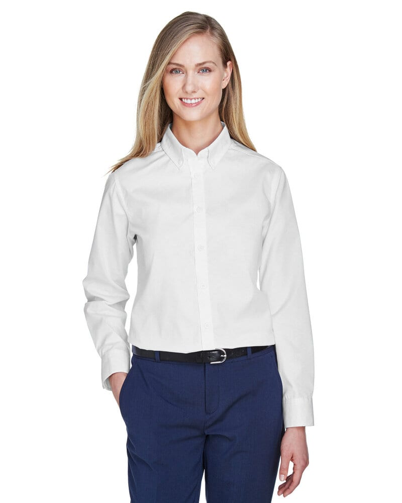Ash City Core 365 78193 - Operate Core 365™Ladies' Long Sleeve Twill Shirts