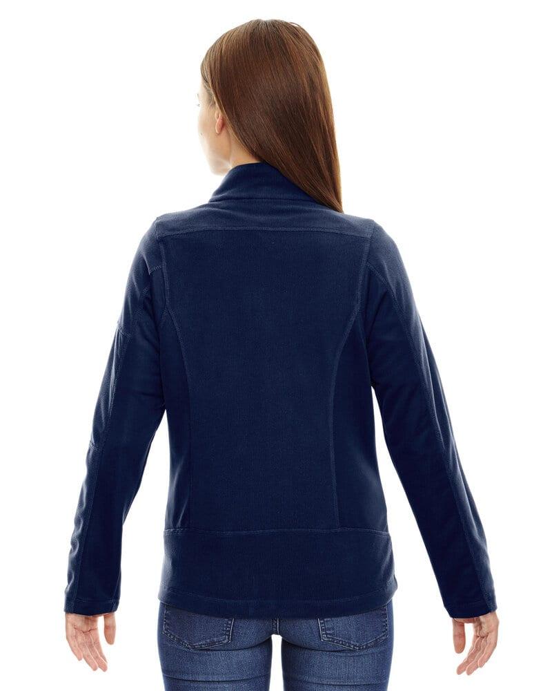 North End 78198 - Vestes polaires texturées pour femmes Generate