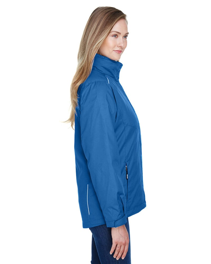 Ash City Core 365 78205 - Region Ladies' 3-In-1 Jackets With Fleece Liner
