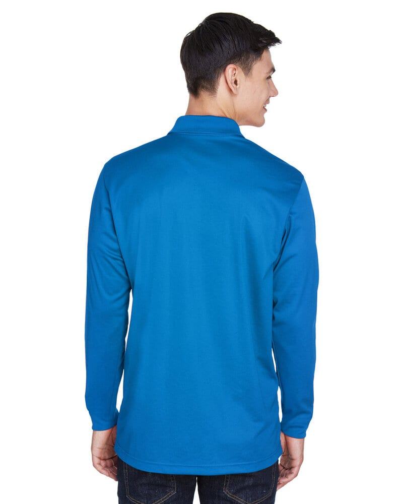 Ash City Extreme 85111T - Armour Men's TallEperformance™ Snag Protection Long Sleeve Polo