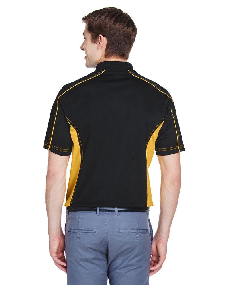 Ash City Extreme 85113T - Fuse Polos Men'sSnag Protection Plus Color-Block Polos