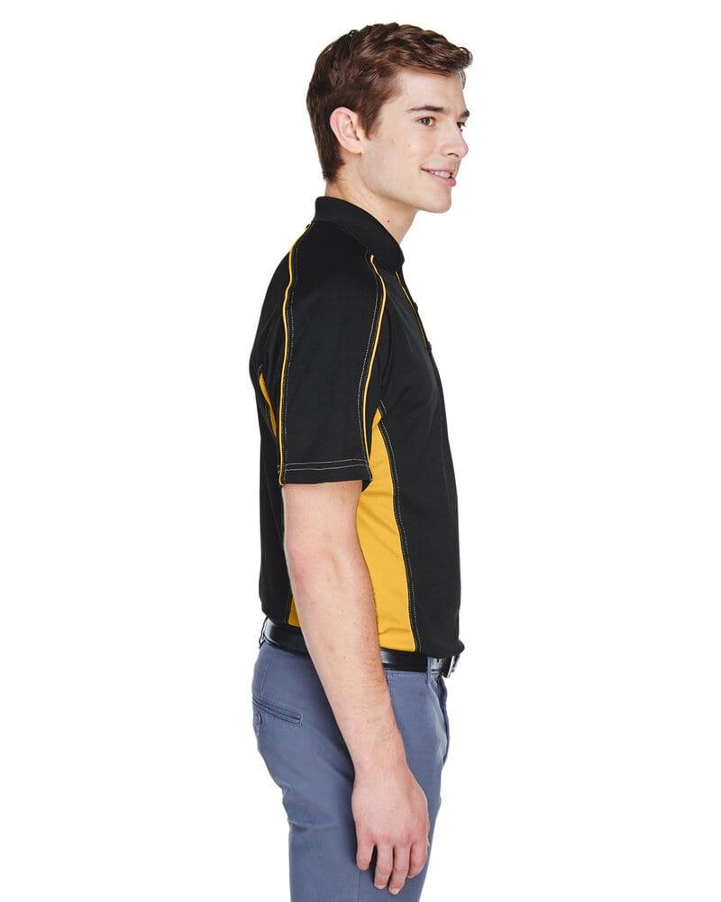 Ash City Extreme 85113T - Fuse Polos Men's Snag Protection Plus Color-Block Polos