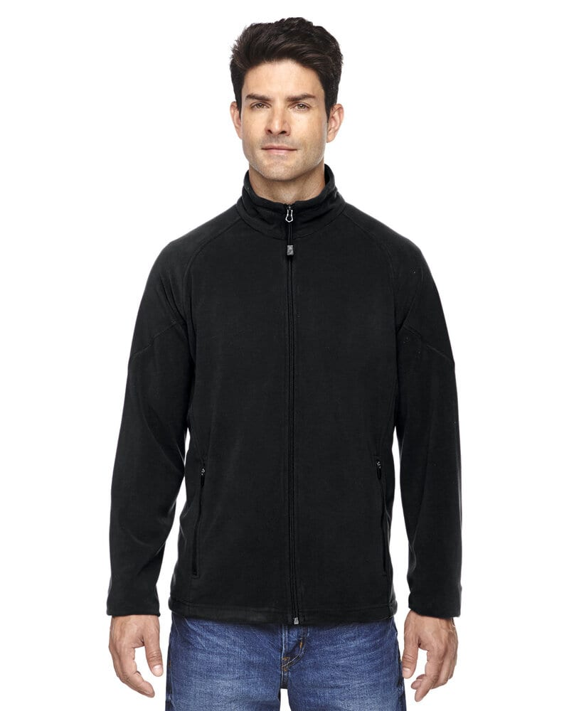 Ash City North End 88095 - Men's Microfleece Unlined Jacket