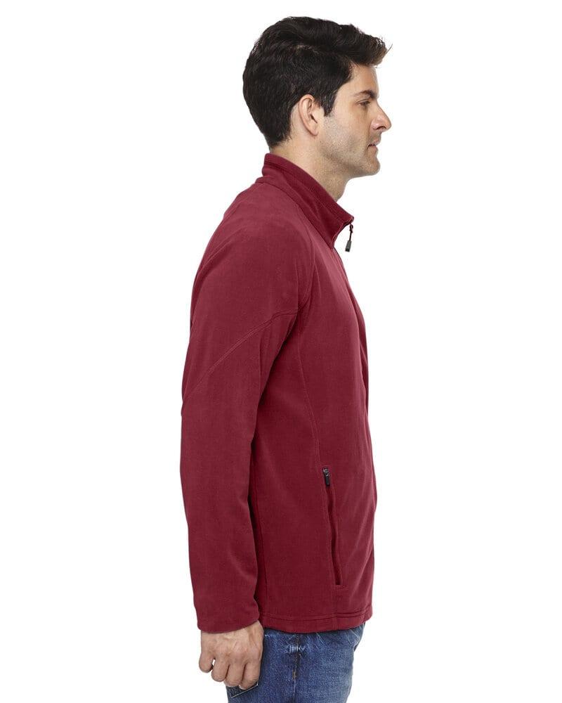 Ash City North End 88095 - Men's Microfleece Unlined Jacket