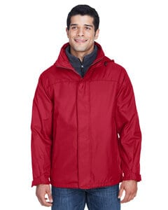 Ash City North End 88130 - Mens 3-In-1 Jacket