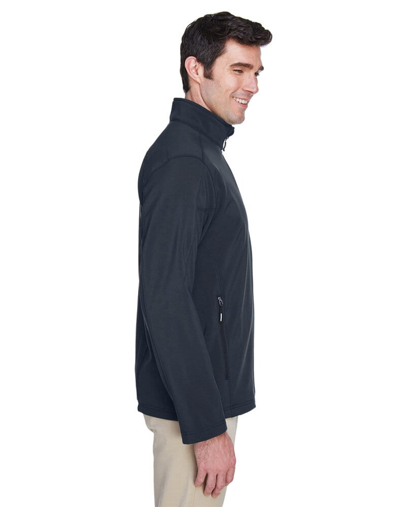 Ash City Core 365 88184 - Cruise Tm Men's 2-Layer Fleece Bonded Soft Shell Jacket