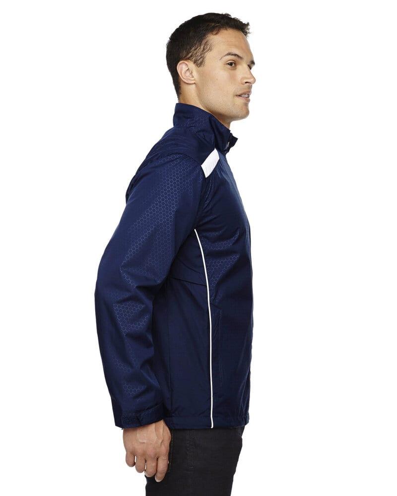Collection é.c.o 88188 - Manteaux Tempo Manteau Léger En Polyester Recyclé Et Motif En Relief