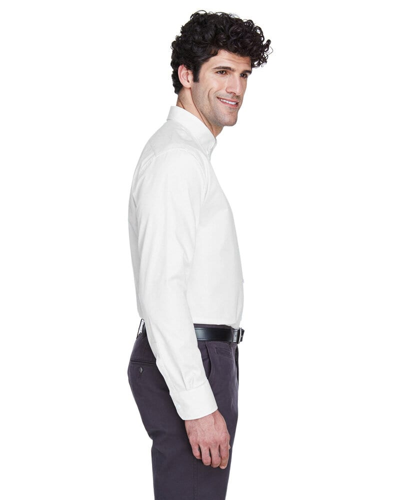 Ash City Core 365 88193 - OperateCore 365™Men's Long Sleeve Twill Shirts