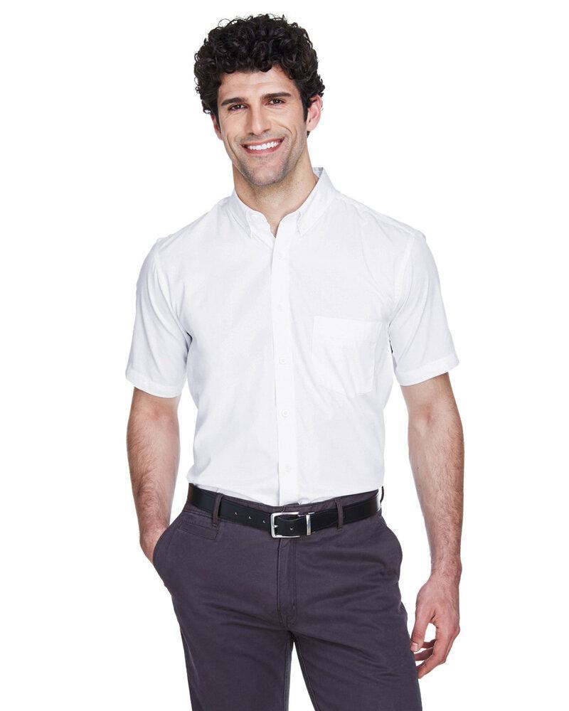 Ash City Core 365 88194T - Optimum Core 365™Men's Short Sleeve Twill Shirts