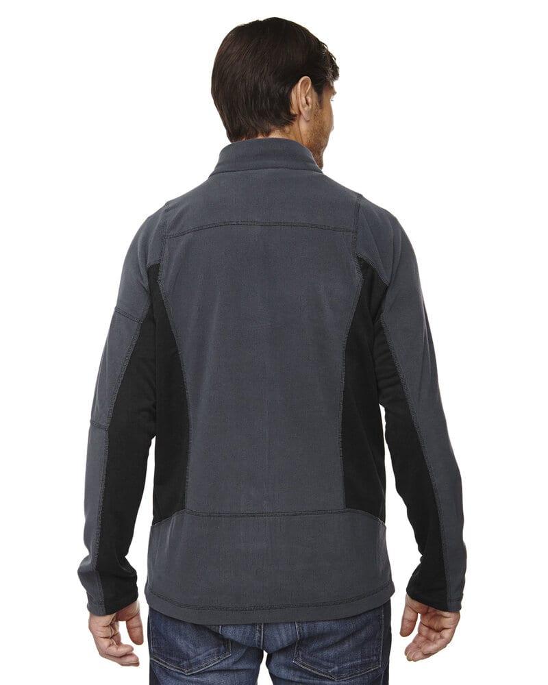 North End 88198 - Vestes polaires texturées Generate pour hommes