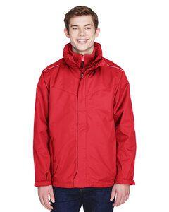 Ash City Core 365 88205 - Region Mens 3-In-1 Jackets With Fleece Liner