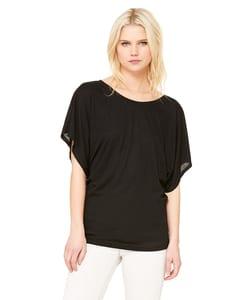Bella+Canvas 8821 - t-shirt fluide à manches chauve-souris pour femme