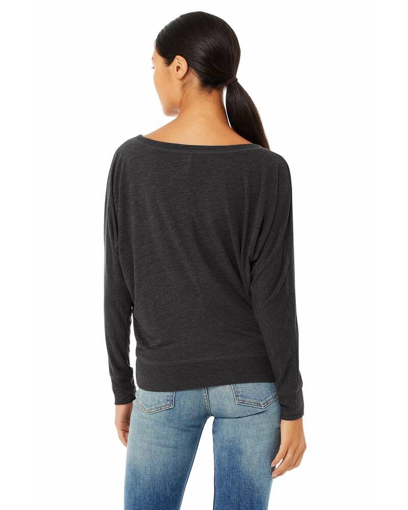 Bella+Canvas 8850 - Ladies Long-Sleeve Off Shoulder T-shirt
