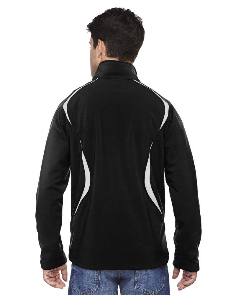 Ash City North End 88650 - Enzo Men's Color-Block Soft Shell Jacket