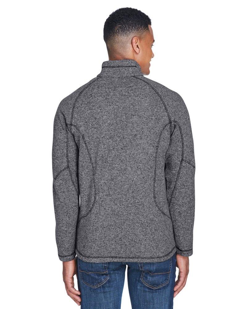 Ash City North End 88669 - Peak Men'sSweater Fleece Jacket