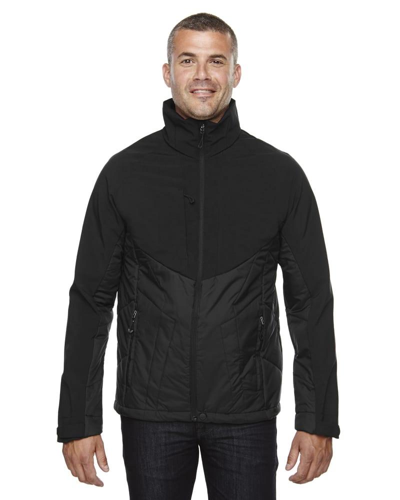 Ash City North End 88679 - Innovate Men'sHybrid Insulated Soft Shell Jacket