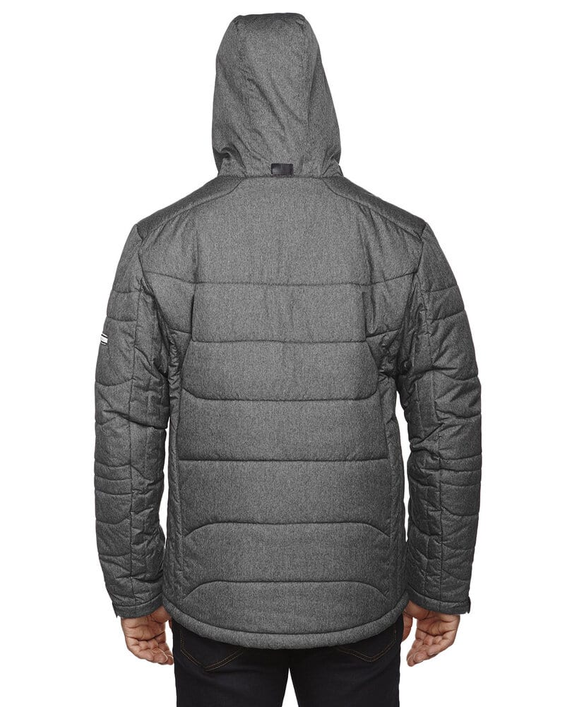 Ash City North End 88698 - Avant Men's Tech Mélange Insulated Jackets With Heat Reflect Technology