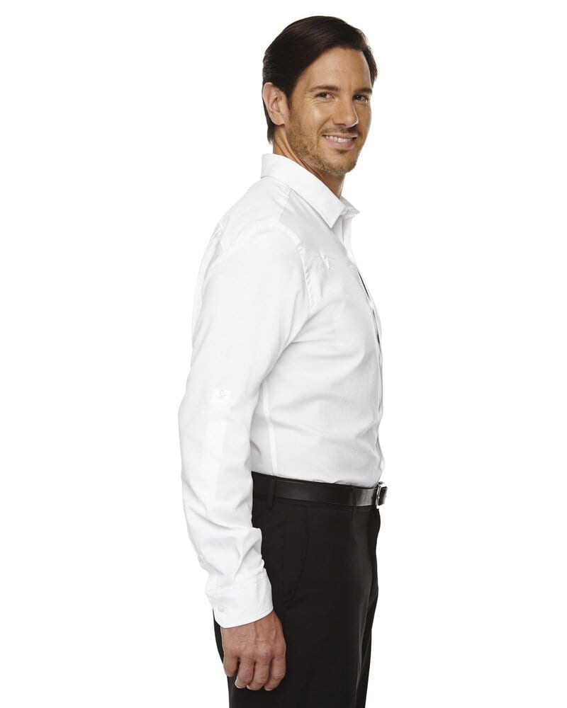 Ash City Vintage 88804 - Rejuvenate Men's Performance Shirts With Roll-Up Sleeves
