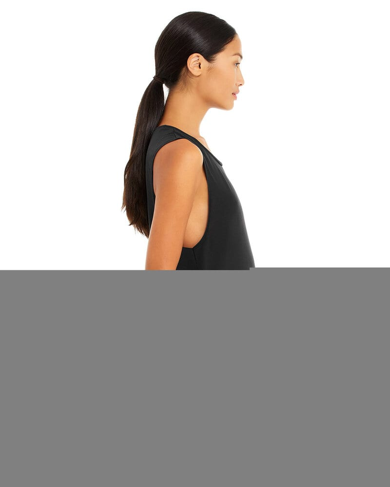 Bella+Canvas B8803 - Ladies Flowy Scoop Muscle T-Shirt